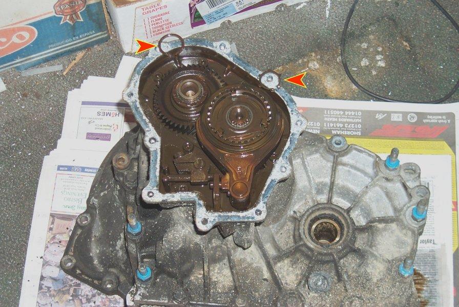 FORD IB5 GEARBOX REBUILD KIT